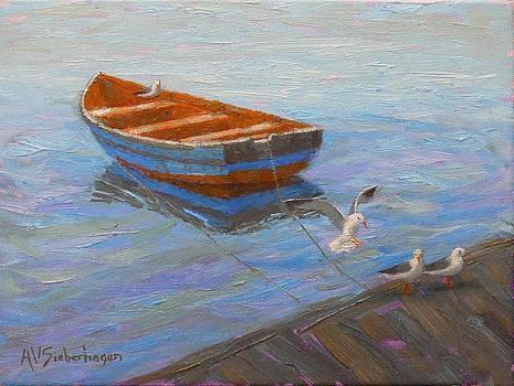Still Waters by Aurelia Sieberhagen