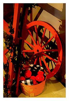 Still Wheel by Sharon  Lavoie