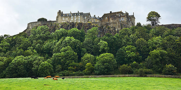 Jane McIlroy - Stirling Castle - Scotland