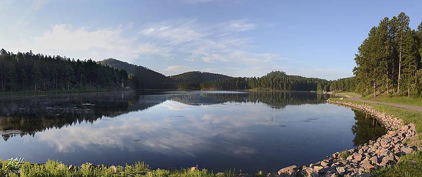 Stockade Lake by Kenneth Hadlock