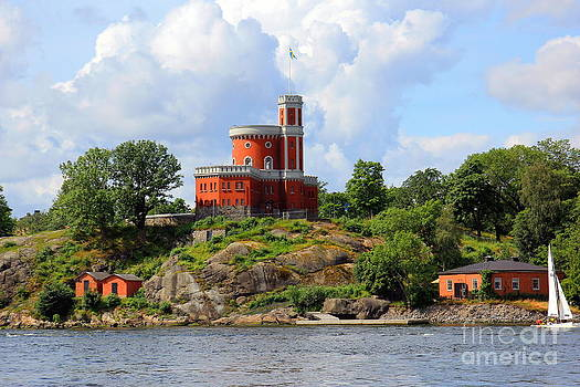 Sophie Vigneault - Stockholm Castle