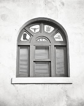 Stockyard Window by Will Gunadi