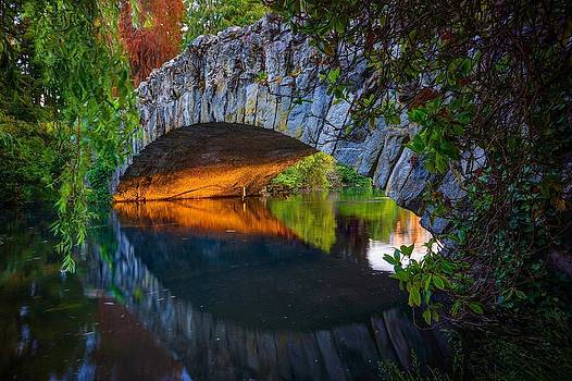 Stone Bridge by Keith Boone
