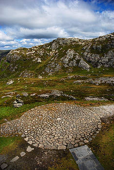 Stone Circle - Bergen by John Magnet Bell