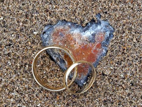 Stone heart by David Otter