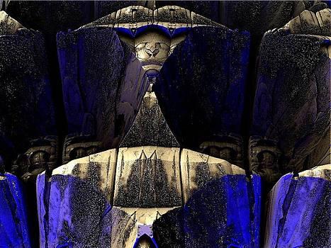 Stone Idol by Paul Deforrest