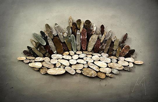 Stone landscape by Milan Pilipovic