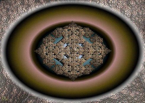 Stone Mandala by Bad Monkey