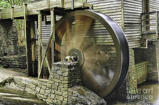 Stone Mountain Mill by Bob McGill