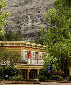 Stone Mountain by Patti Colston