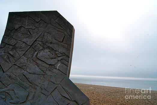 Stone Ocean  by Victoria Saperstein