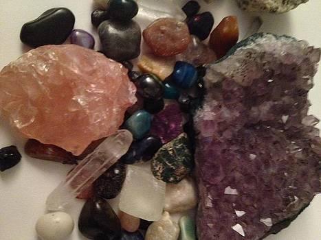 Stone pile by Sierra Andrews