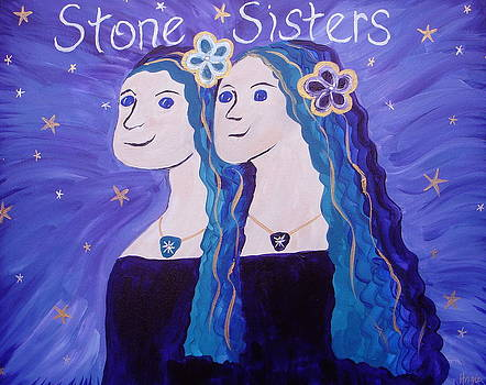 Stone Sisters by Angie Butler