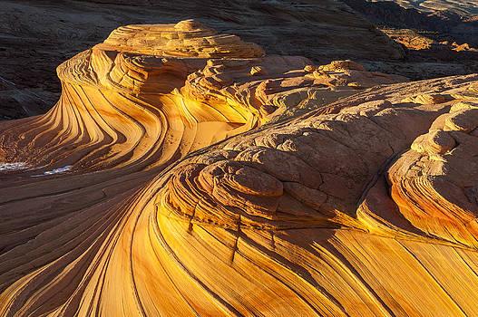 Stone Swirls by Joseph Rossbach