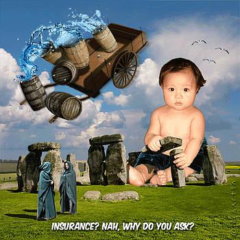 Douglas Martin - Stonehenge Explained II