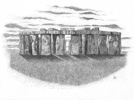 Stonehenge I by Brett Rhodes