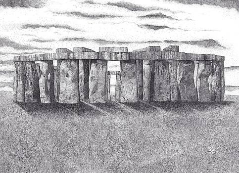 Stonehenge II by Brett Rhodes