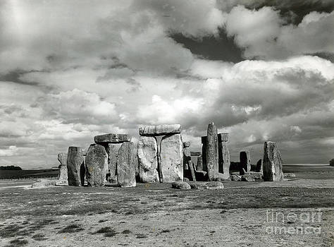 Science Source - Stonehenge Prehistoric Monument