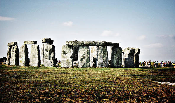 Stonehenge by Thomas Taylor