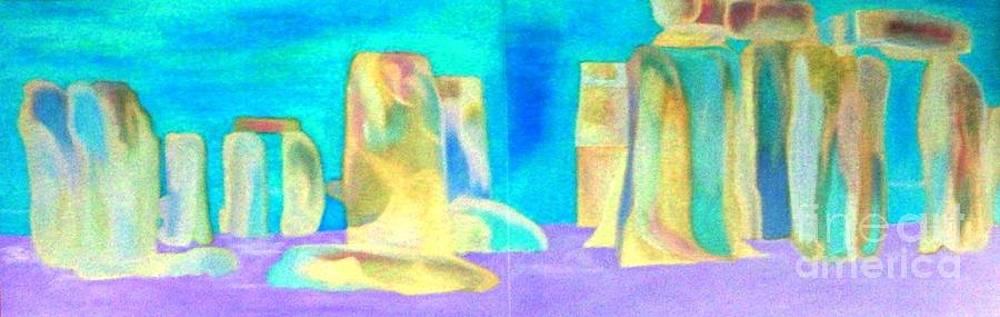 Stonehenge3 by Barbara Leavitt