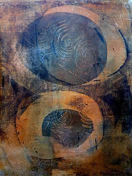 Stones 1 by Marie Allen