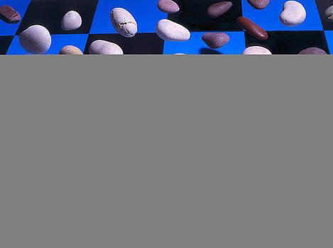 Stones Flying by Martin Joyful