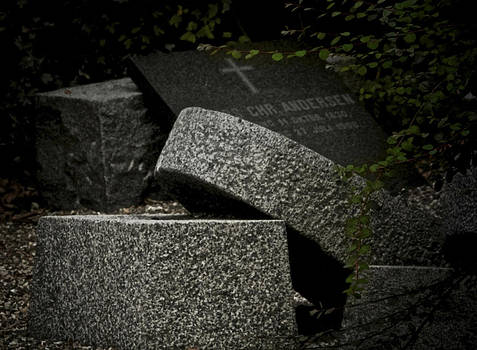 Stones In My Passway by Odd Jeppesen