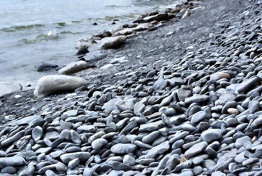 Stony Presqu'ile Beach by Christopher Grove