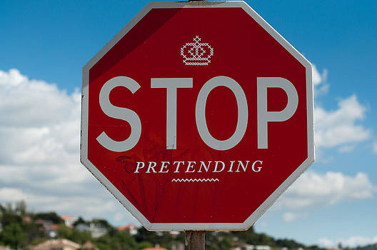 Stop Pretending by Georgina Noronha