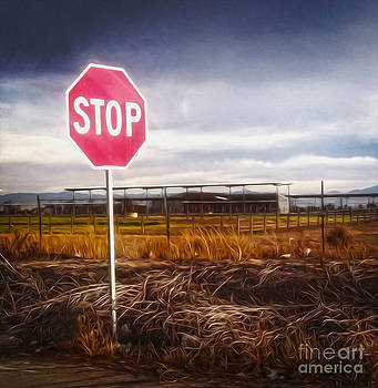 Gregory Dyer - Stop Sign