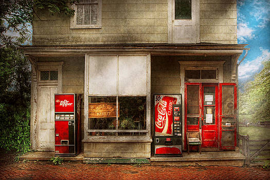 Mike Savad - Store Front - Waterford Va - Waterford market