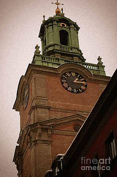 Storkyrkan Cathedral by Lena Jolly