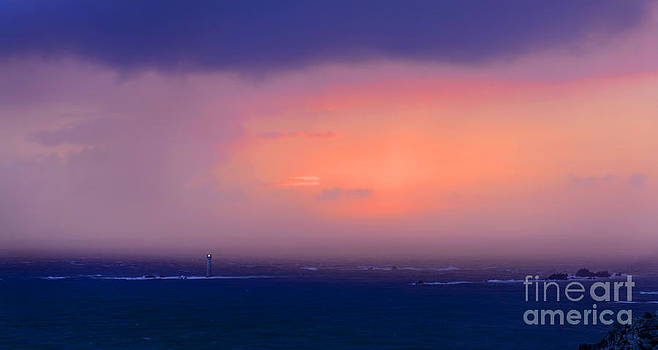 Storm at Dusk by Rob Smith