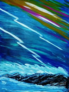 Storm at Sea by Marie Bulger