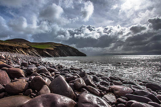 Storm Beach in Ireland by DM Photography- Dan Mongosa