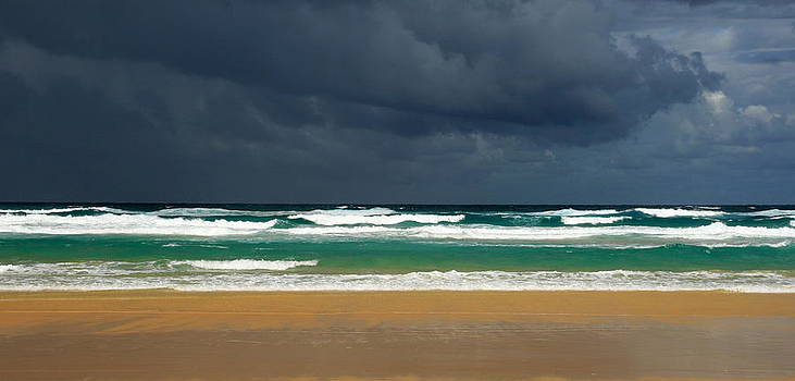 Storm Brewing by Carl Koenig