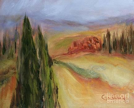 Storm Clearing by Kathy Lynn Goldbach