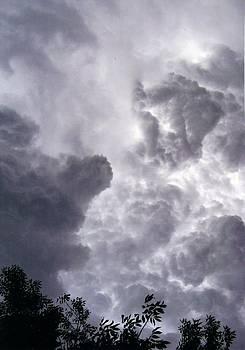 Storm Clouds by James McAdams