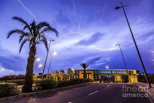 Storm by Eugenio Moya