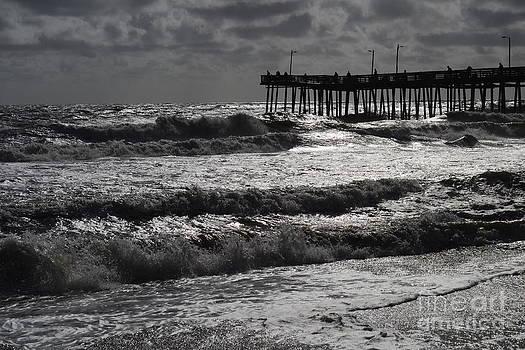 Storm is Brewing by Wayne Pellenberg