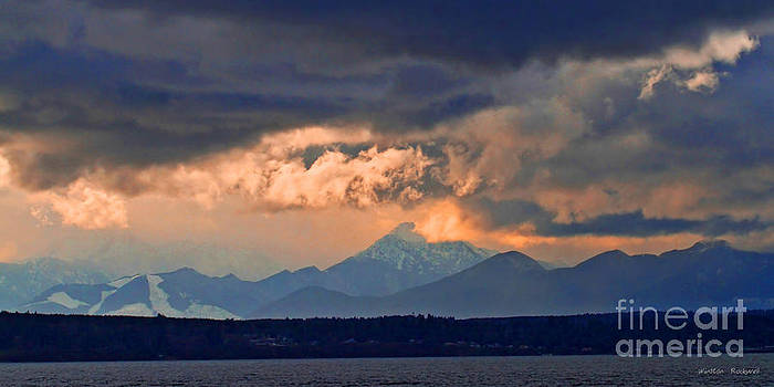 Storm Light by Winston Rockwell