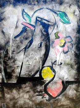 Still life ''Storm'' by Najmaddin Huseynov