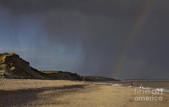 Darren Burroughs - Storm On Dunwich Beach