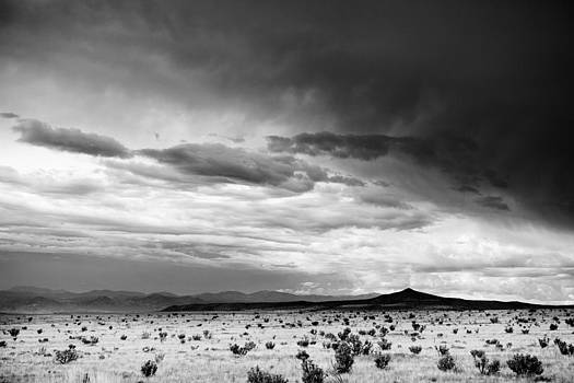 Storm over New Mexico by Solaria -