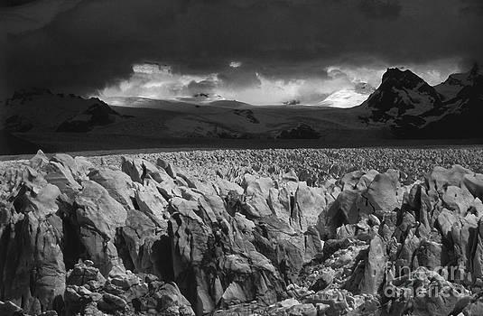 James Brunker - Storm over Perito Moreno Glacier