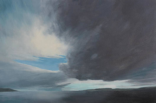 Storm over Tay by Thorgrimur Andri Einarsson