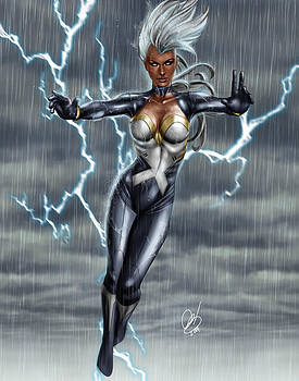 Storm by Pete Tapang