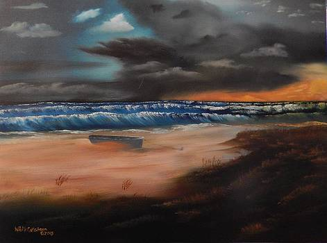 Storm Warning by William McCutcheon