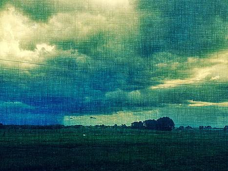 Storms a coming by Eugene Warmoth