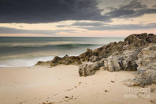 Tim Hester - Stormy Beach